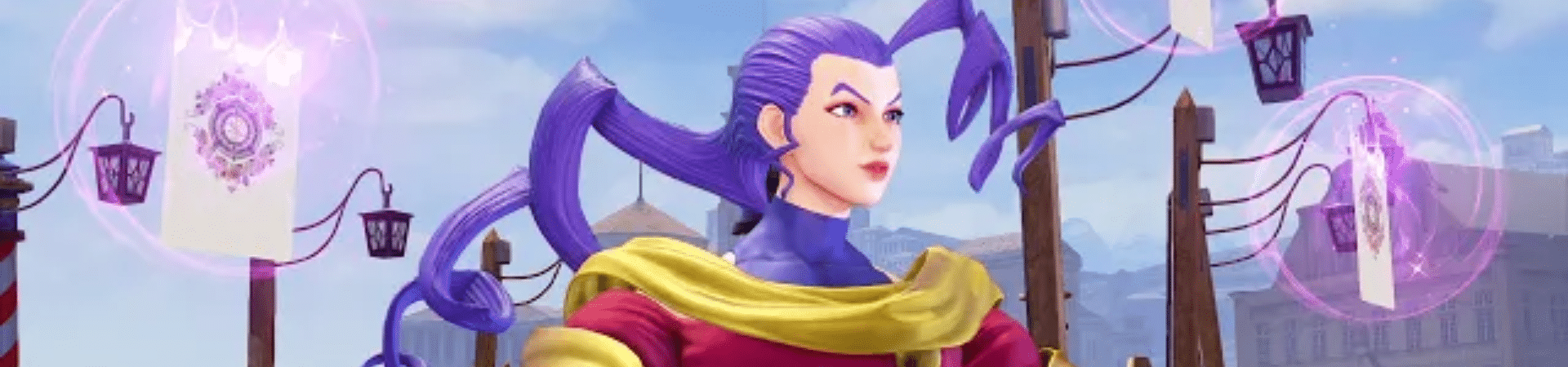 """Rose is an """"appealing character"""" in 'Street Fighter V'. Image: Capcom / Disclosure"""