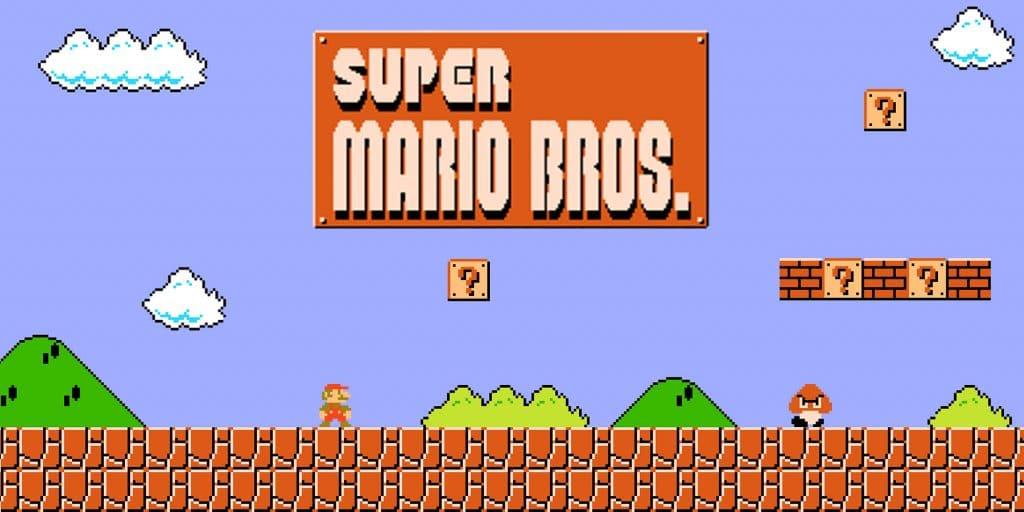 Super Mario Bros. Imagem: Nintendo/Reprodução