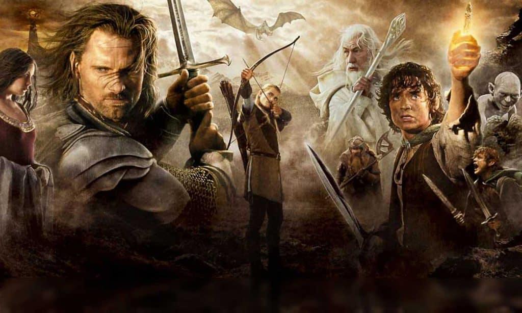 'O Senhor dos Anéis: O Retorno do Rei'. Imagem: New Line Cinema/Divulgação