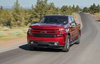 GM Announces Electric Silverado Pickup with Autonomy of Over 600km