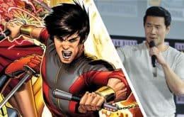 Simu Liu pediu no Twitter para estrelar 'Shang-Chi e a Lenda dos Dez Anéis' e deu certo