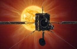 Ossos em pó revestem sonda de exploração solar