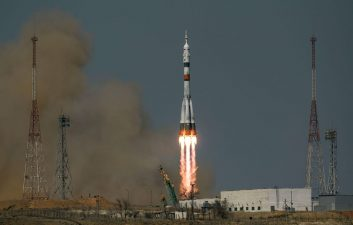 Soyuz MS-18: spacecraft with three astronauts arrives at the Space Station