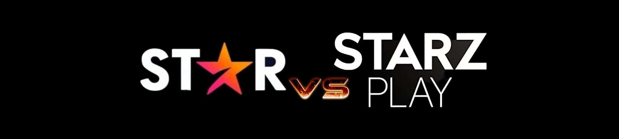 Star+ vs Starz