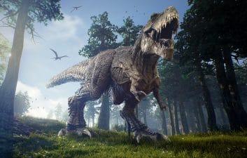 Miles de millones de tiranosaurios vivían en la Tierra, afirman los paleontólogos