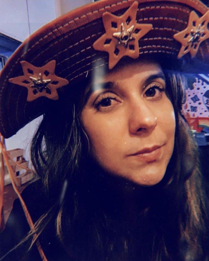 Têca Falcão é responsável pelo Instagram da Juliette Freire