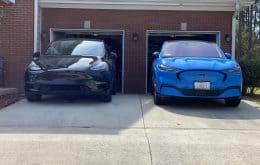 El propietario de Tesla sufre una amenaza de muerte por parte de los fanáticos de la marca después de comprar un Mustang Mach-E