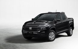 Fiat apresenta nova Toro mais conectada e tecnológica