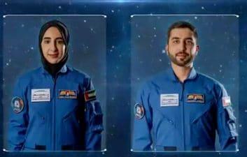 Emiratos Árabes Unidos anuncian nuevos astronautas, incluida una mujer