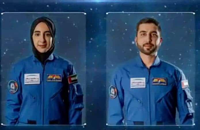 Nora AlMatrooshi y Mohammad AlMulla, nuevos astronautas de los EAU