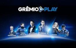 Grêmio lança streaming com futebol, filmes, séries e shows