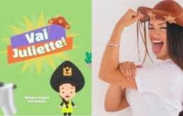 'Vai Juliette!': fã cria jogo de celular em homenagem à participante do BBB 21