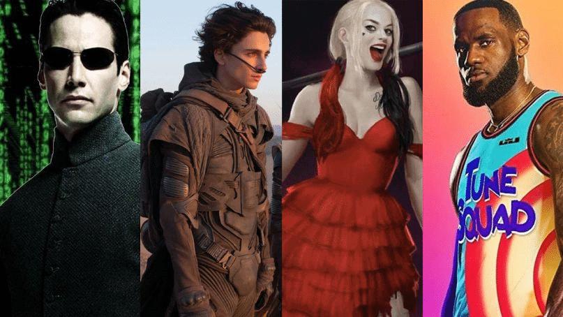 Warner está lançando filmes simultaneamente nos cinemas e HBO Max em 2021. Imagem: Screenrant/Reprodução