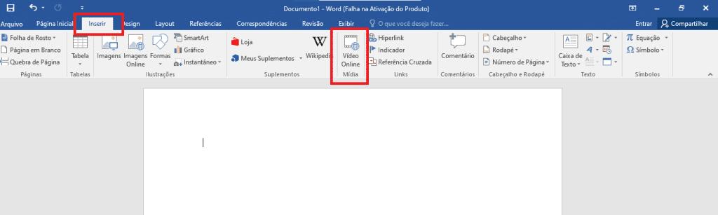 Print do Microsoft Word