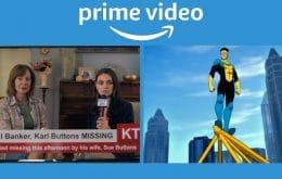 Confira os lançamentos da semana na Amazon Prime Video