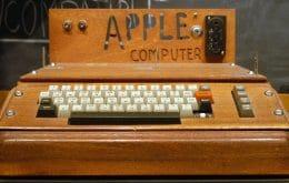 Apple 1: O primeiro produto da história da Apple Computer faz 45 anos