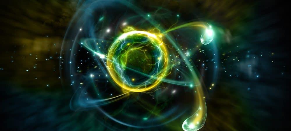 Partícula atômica