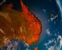 Scientists prove that fires in Australia warmed the stratosphere