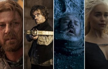 'Game of Thrones': Top 10 of the best moments of the series