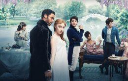 """Netflix renova """"Bridgerton"""" para 3ª e 4ª temporadas em meio a saída de ator principal"""