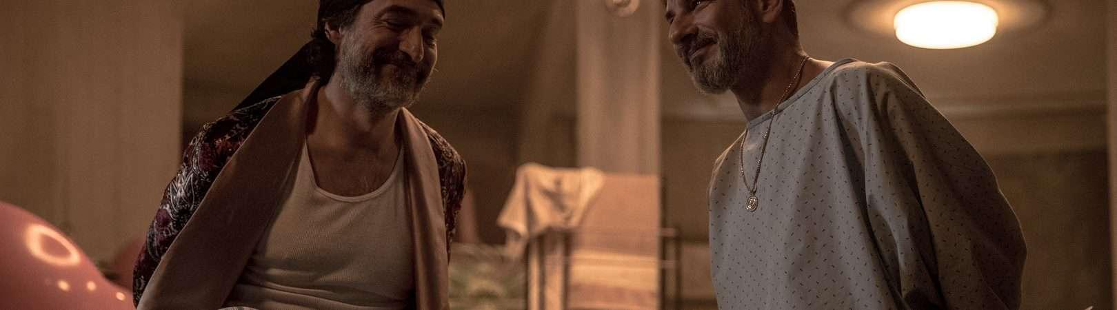 A comédia de ação 'Búnker' (México). Imagem: HBO Max/Divulgação