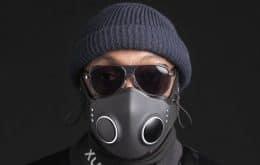 Proteção musical: Máscara criada por Will-I-Am protege contra Covid-19 e reproduz música