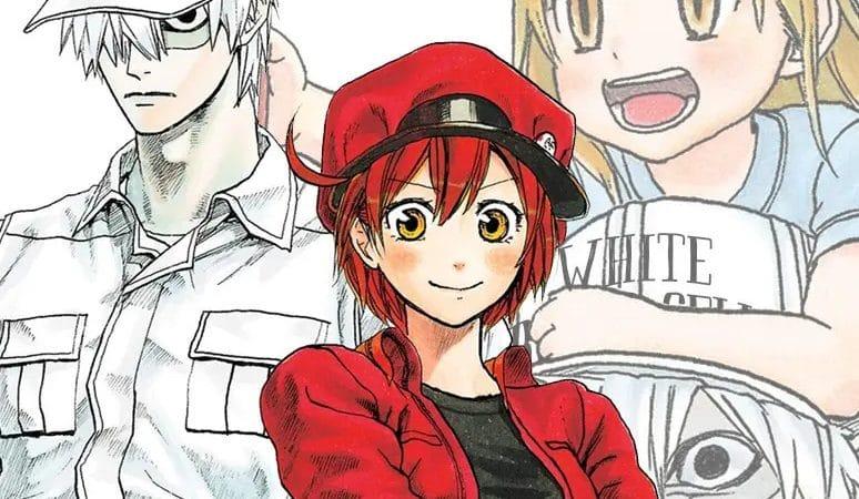 Manga 'Cells at Work!'. Imagen: Kodansha / Reproducción