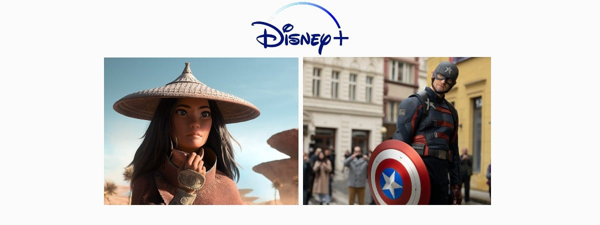Estrenos de abril de Disney +