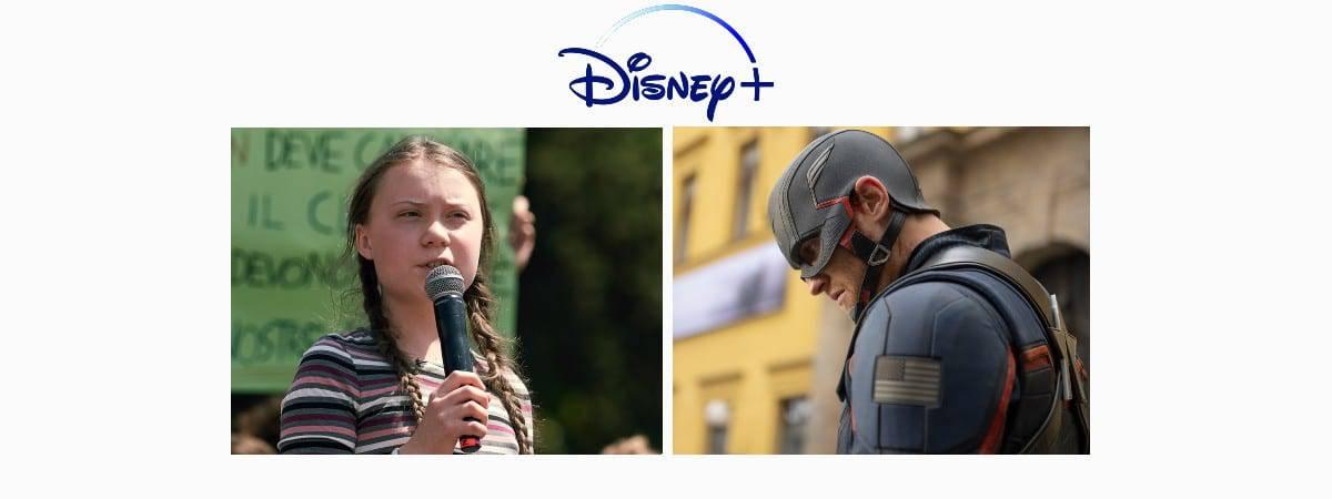 Lançamentos de abril na Disney+