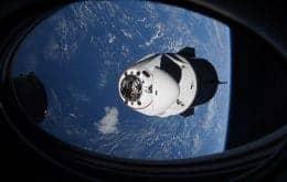 Possível colisão da cápsula da Crew-2 com lixo espacial foi 'alarme falso'