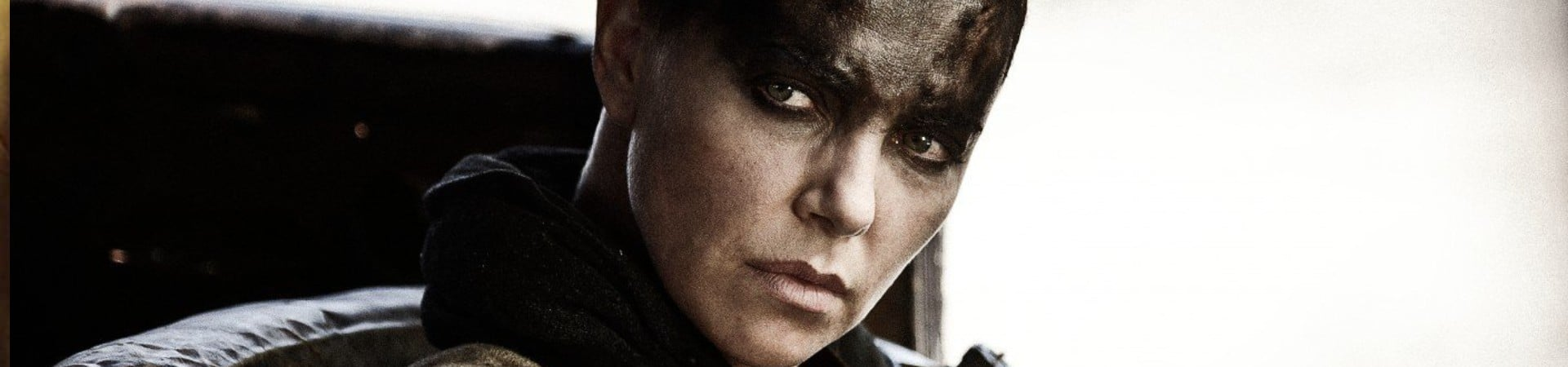 """Charlize Theron as """"Furious"""", character from """"Mad Max"""" who will win his own movie"""
