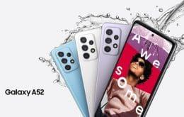 Galaxy A: 4 novos celulares intermediários da Samsung chegam ao Brasil