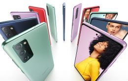 Samsung atualiza Galaxy S20 FE com processador Snapdragon 865