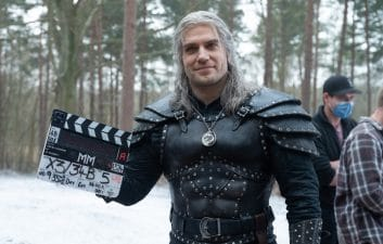 Netflix divulga bastidores da 2ª temporada de 'The Witcher'