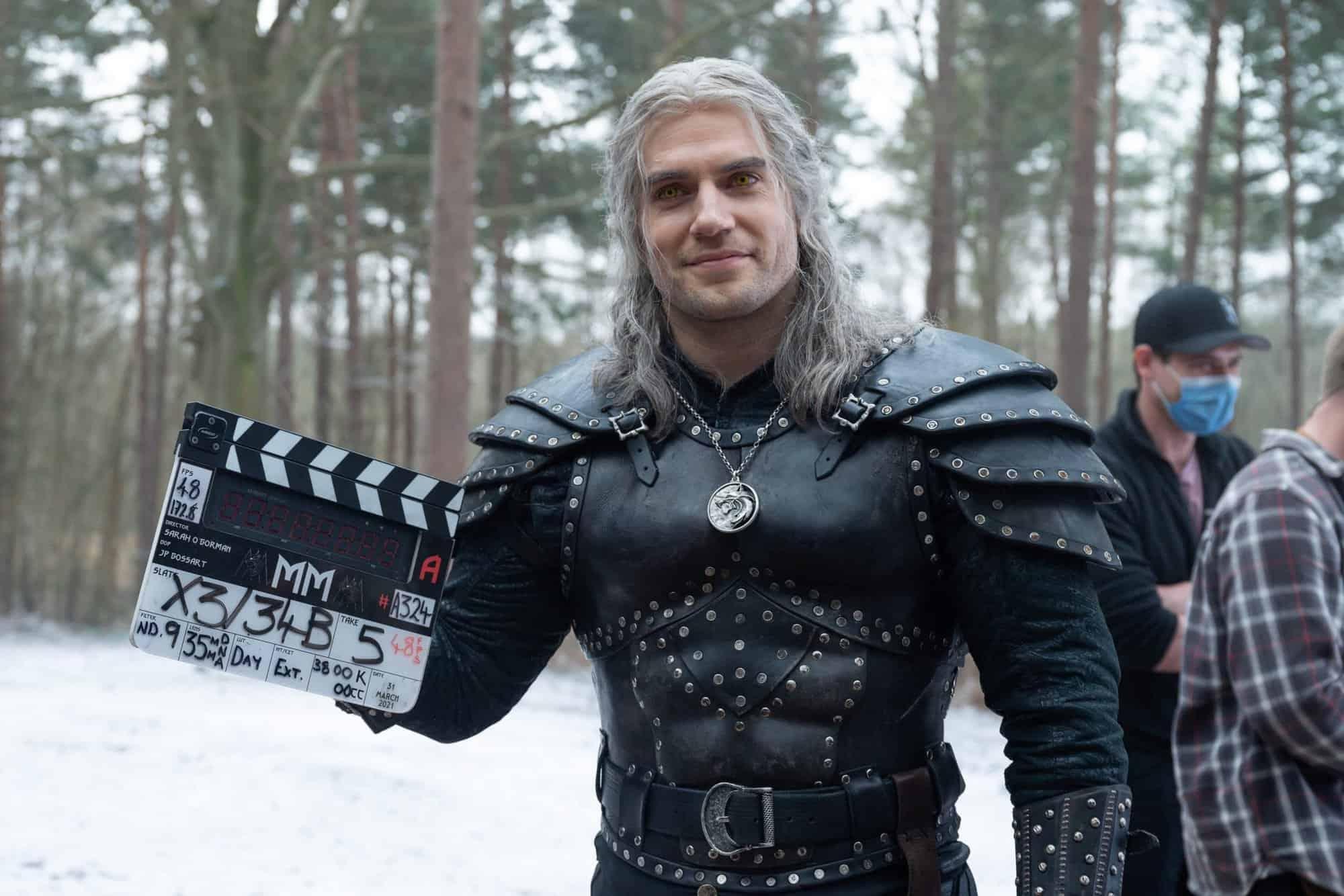 Netflix divulga bastidores da 2ª temporada de 'The Witcher'