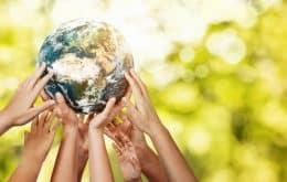 Google cria Doodle personalizado em homenagem ao Dia da Terra