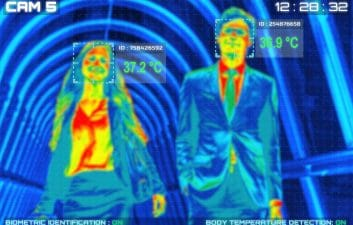 Sensor uses cell phone to detect Covid-19 on surfaces