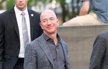 Sin alas: la FAA anula el título de astronauta de Jeff Bezos