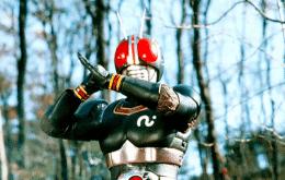 'Kamen Rider' terá filme comemorativo e reboot da série 'Black'