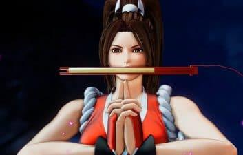 'The King of Fighters XV': nuevo tráiler protagonizado por Mai Shiranui