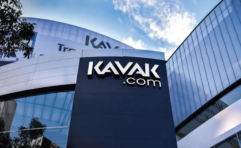 Fachada da startup Kavak