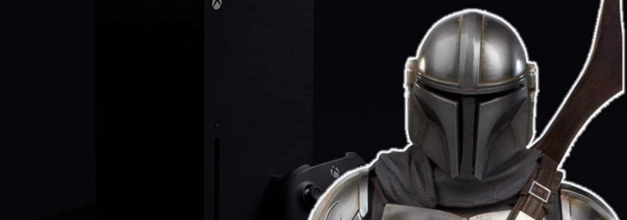 The Mandalorian no Xbox Series X