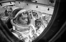 Nasa em luto: morre aos 90 anos Michael Collins, astronauta da Apollo 11
