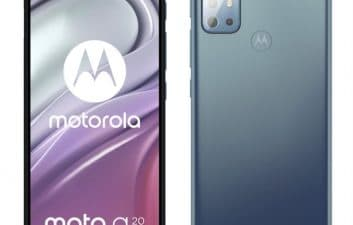 Moto G20 will have 90 Hz screen, indicates technical data and leaked images