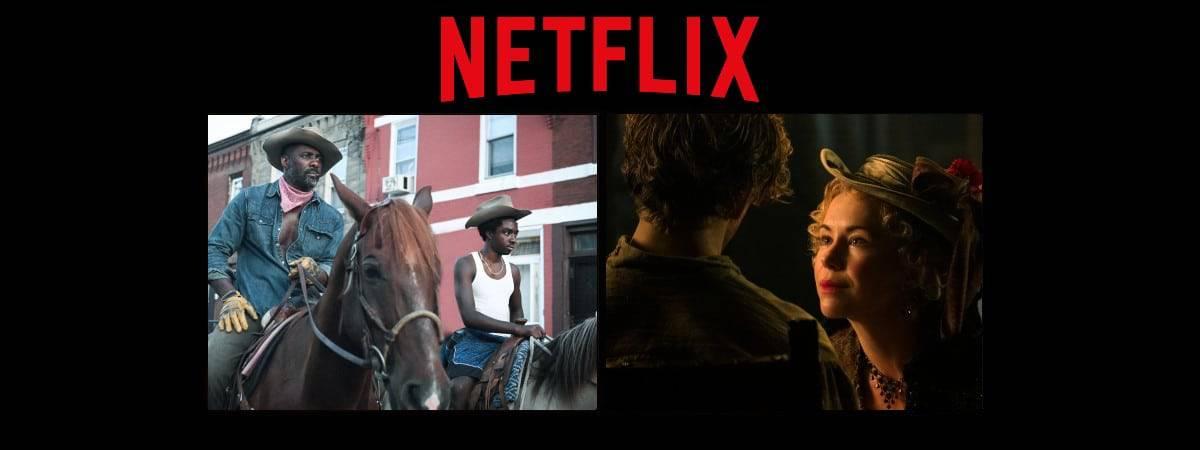 Netflix lançamentos de abril