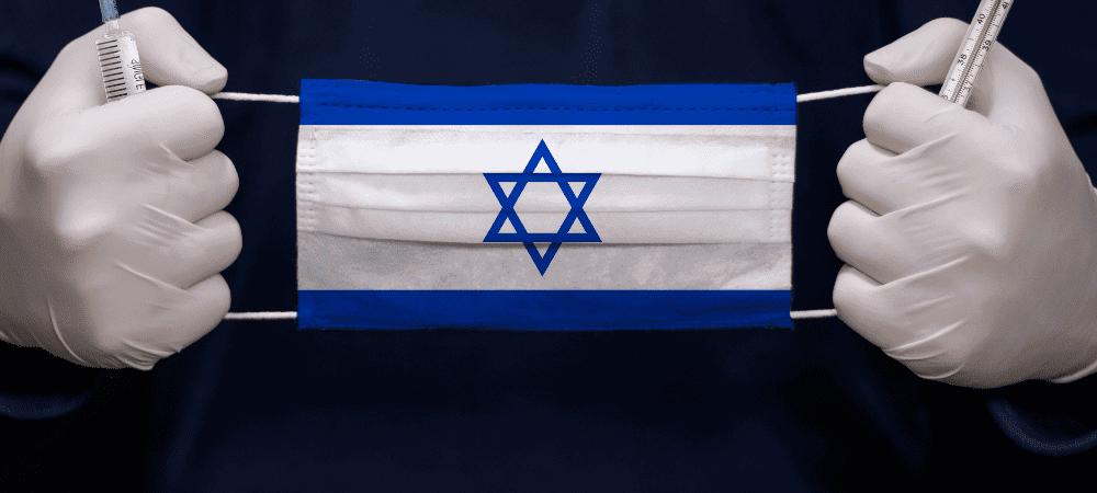 pandemia em israel