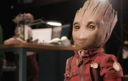 Disney apresenta robô autônomo do personagem Groot