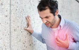 Crescem índices de AVC e insuficiência cardíaca em homens de até 40 anos