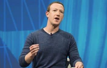 La fuga de datos expone el perfil de Mark Zuckerberg en el principal rival de WhatsApp