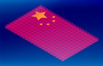 China leads blockchain adoption and should drive digital transformation